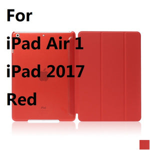 Ultra Slim Three Fold Leather Smart Case Cover for iPad Air 1 2 Pro 9.7