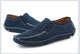 Moccasin Casual Men's Flat Dress Shoe