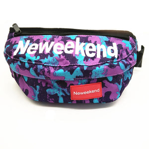 Weekend Casual Functional Fanny Pack