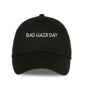 Bad Hair Day Style Dad Hat