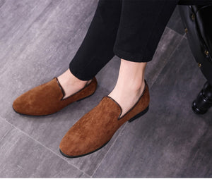 Casual Fashion Breathable Driving Shoe