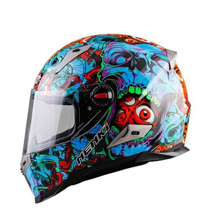 Full Face Motorcycle Riding Helmet