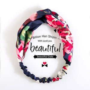 Knot Flower Headband