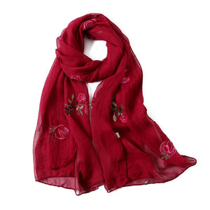 Stylish Fall Women's Scarf