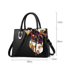 Designer Crossbody Scarves Women's Shoulder Bag