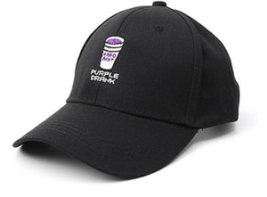 Purple Dad Hat