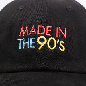 MADE IN THE 90's Colors Dad Hat