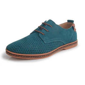 Casual Style Suede Men's Shoe