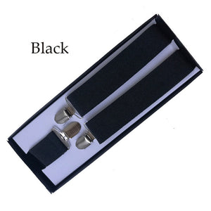 Luxury Casual Men's Suspenders