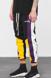 Casual Ankle-length Elastic Waist Mens Casual Track Sweatpants