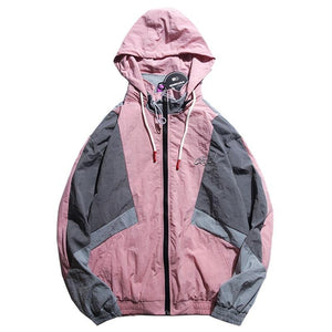 The Cool Hoodie Windbreaker Jacket