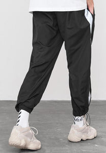 Side Reflect light tape Vintage Men's Track Sweatpants