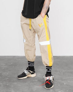 Reflect light tape Highstreet Vintage Men's track sweatpants
