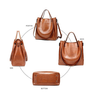 Casual Large Capacity Women's Hand Bag
