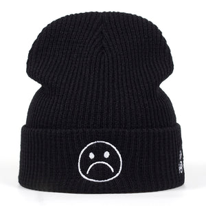 Casual Fashion Knitted Beanie