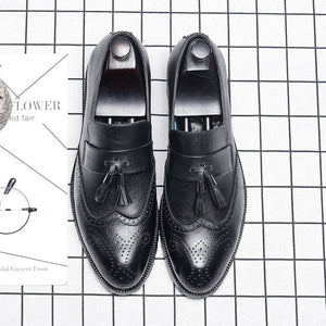 Fashion Men's Oxford Loafer Shoe
