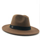 Fashionable M Design Top Jazz Fedora Hat