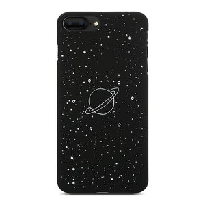 Space Cartoons for iPhone X
