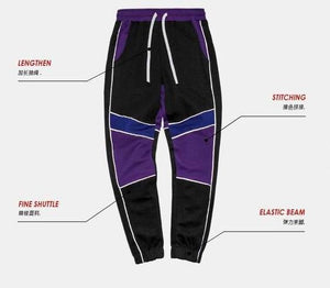 Hip hop Male Streetwear Elastic Waist Fashion Men's Track Sweatpants