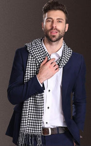Business Casual Men's Scarf