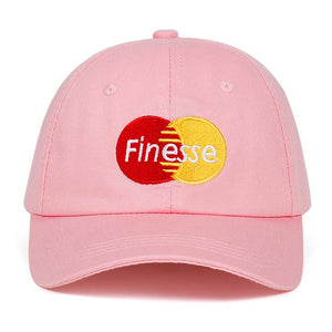 Finesse in Style Dad Hat