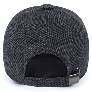 Warm Winter Casual Snapback Hat