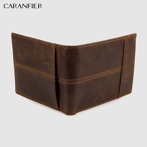 Top Grain Genuine Leather Men's Wallet