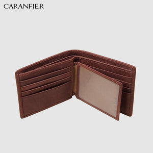 Genuine Leather Men's Wallet
