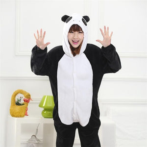 Animals Adult Onesie Pajama Costume Cosplay
