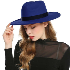 Fedora Hats For Women Trilby Style