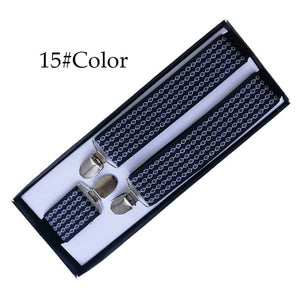 2 pcs Men's Suspenders