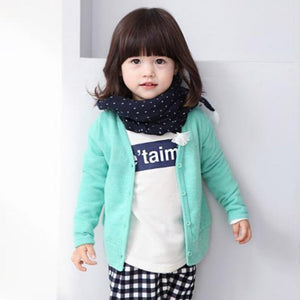 V-neck Button Down Sweatshirts for Kids Boys and Girls