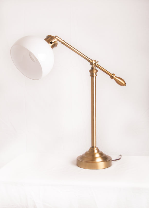 Gold Chic Accent Lamp