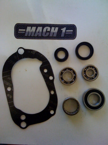 MACH-1 high performance transmission rebuild kit (DRR Style)