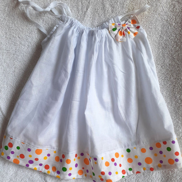 Pillowcase dress - 3 to 6 months