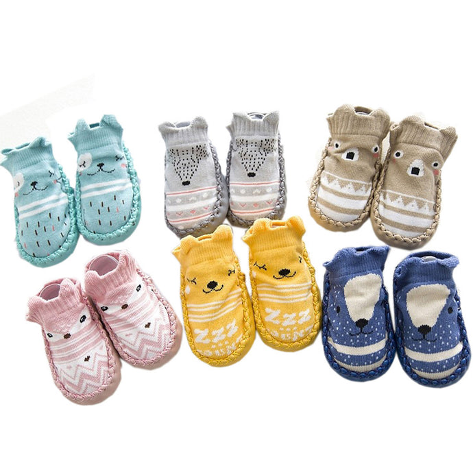 Anti Slip Baby Socks / Shoes - 11cm - BabySpace Shop