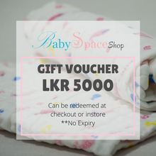 Load image into Gallery viewer, Gift Card / Vouchers from BabySpace Shop