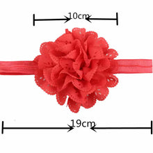Load image into Gallery viewer, Flower Headband - BabySpace Shop