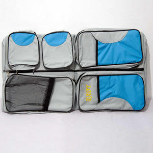 3 in 1  Multi-function Baby Diaper Bag with Changing Bed - BabySpace Shop