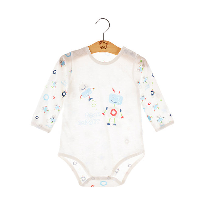 Long Sleeve Baby Romper / Jumpsuit - 0-3month size - BabySpace Shop