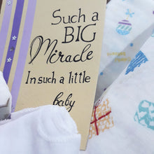 Load image into Gallery viewer, Miracle Baby Hamper - BabySpace Shop