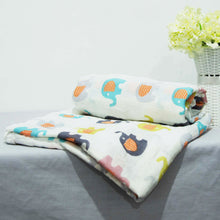 Load image into Gallery viewer, Muslin Swaddle Blankets - 5 Designs - BabySpace Shop