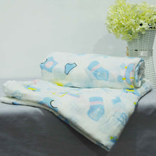 Muslin Swaddle Blankets - 5 Designs
