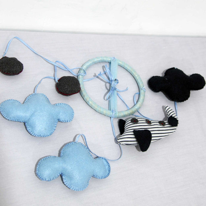Hand Made Mobile Collection - BabySpace Shop