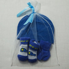 Load image into Gallery viewer, Baby Hat, Socks, Mittens - Newborn Gift 3pc Set - BabySpace Shop