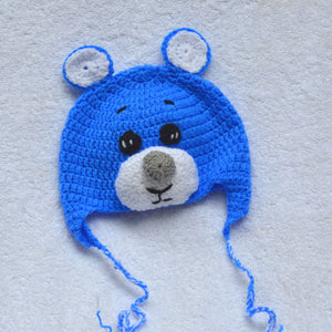 Knitted / Crochet Baby Animal Hats