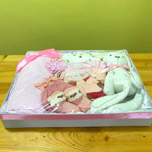 Load image into Gallery viewer, Baby Girl Hamper Simple Pink
