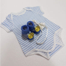 Load image into Gallery viewer, Baby Romper & Socks Gift - BabySpace Shop