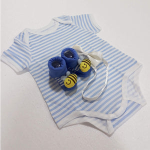 Baby Romper & Socks Gift - BabySpace Shop