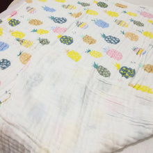 Load image into Gallery viewer, 6 Layered Printed Cotton Gauze Baby Blanket/Towel - Collection III